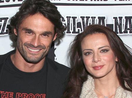 Silvia Navarro e Iván Sánchez