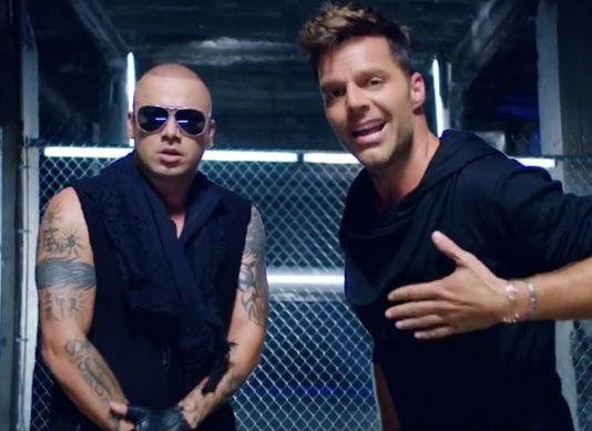 Wisin y Ricky Martin