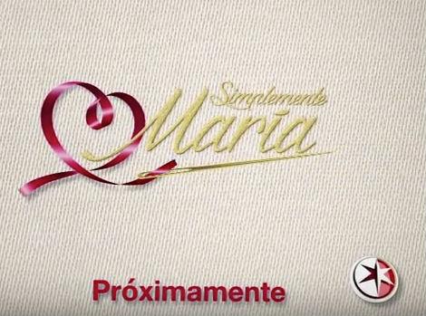 Símplemente María