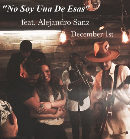 Alejandro Sanz con Jesse & Joy