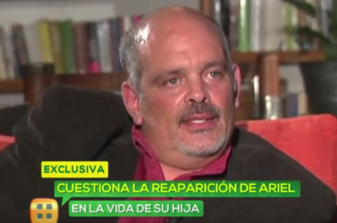 Coco Levy en entrevista en Ventaneando