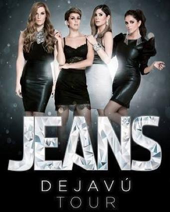 Jeans dejavu tour