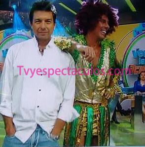 Raúl Osorio expulsado de La Academia de Venga la Alegría