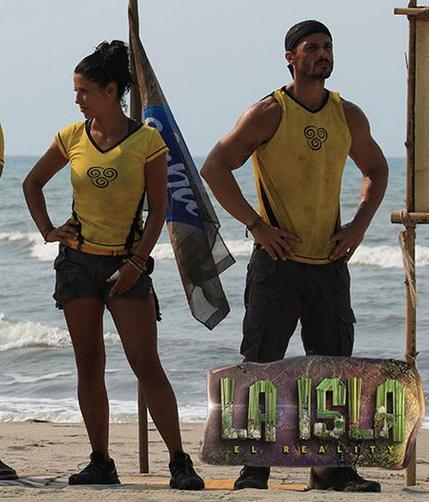 Jorge Alberti y María Fernanda Quiroz
