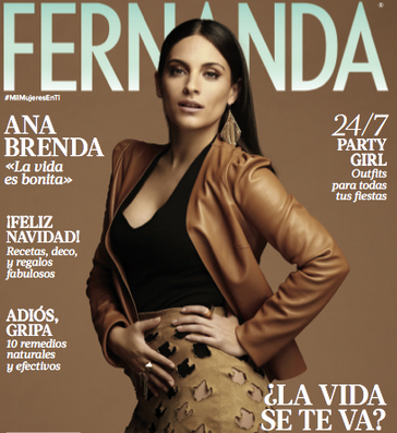 Ana Brenda Contreras en Fernanda