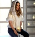 Belinda en video para el Papa
