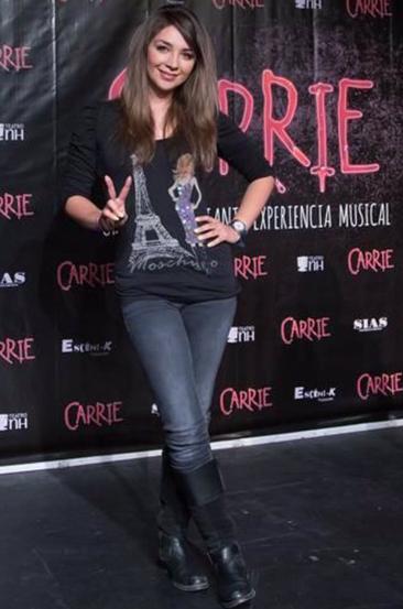 Llega a México Carrie El Musical con Daniela Luján y Lalo Brito