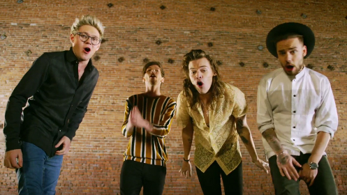 Video History de One Direction