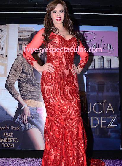Lucía Mendez confirmada en Amor Eterno que se estrena el 10 de Noviembre