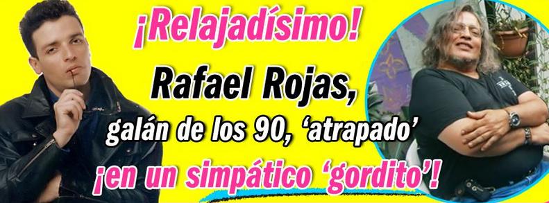 Rafael Rojas y su cambio al dejar la televisión