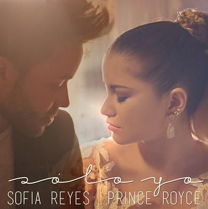 Solo yo de Sofía Reyes con Prince Royce