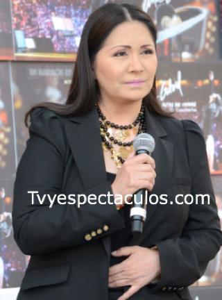 Ana Gabriel en Auditorio Nacional 20 de mayo