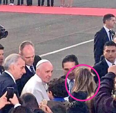 Belinda y El Papa