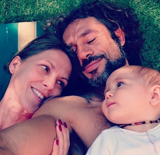 Ceci Ponce y Familia