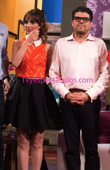 El Burro y Natalia Tellez