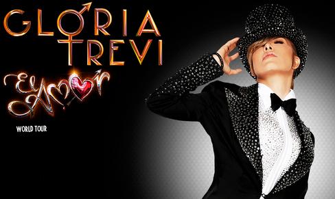 Gloria Trevi en Arena Ciudad de México 16 de julio