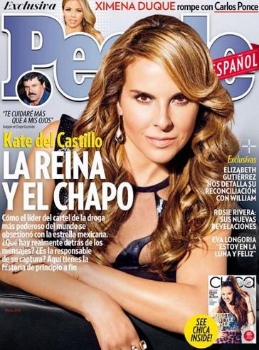 Kate del Castillo en People