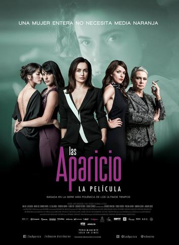 Estreno de la película Las Aparicio 26 de febrero