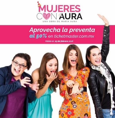 Mujeres con Aura estrena en mayo con Sherlyn, Gaby Platas y Alejandra Ley