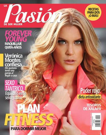 Revista Pasión con Verónica Montes