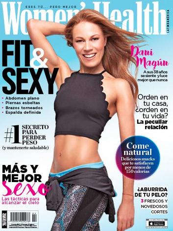 Womens Health Daniela Magun