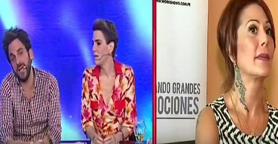 Alejandra Guzmán en Perú