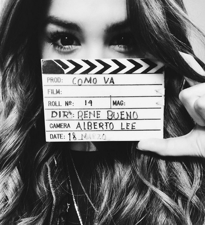 Danna Paola en película Como va