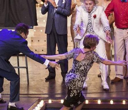 Caída de Jacqueline Andere