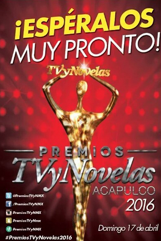 Premios Tvynovelas 2016