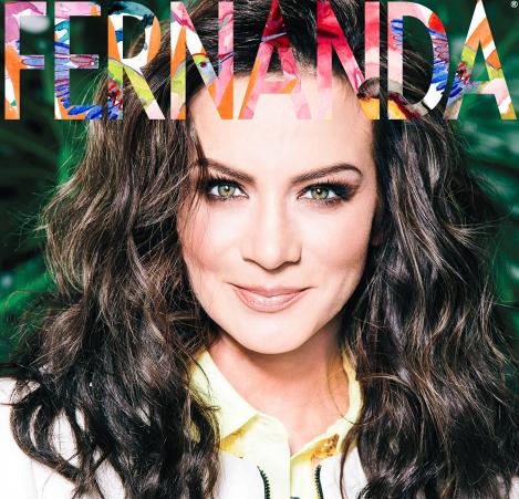 Silvia Navarro en Revista Fernanda