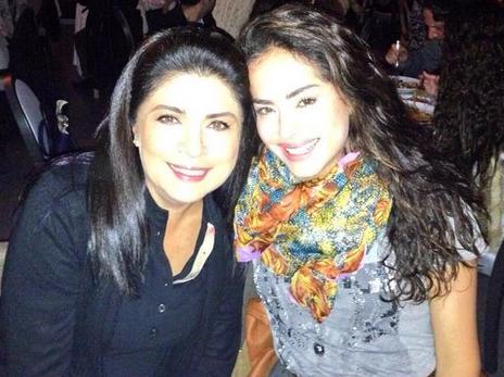 Victoria Ruffo y Danna García