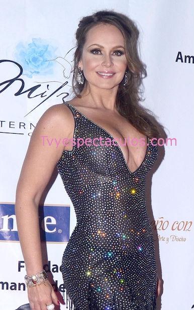 Gaby Spanic podría realizar telenovela en Brasil