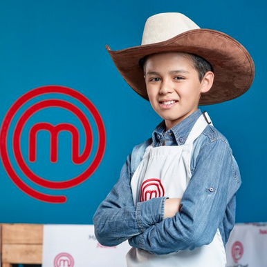 Cristian de MasterChef Junior
