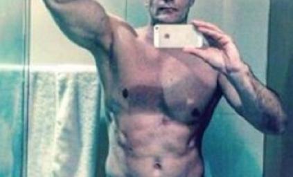 David Zepeda foto sin ropa