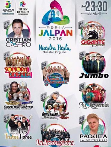 Feria de Jalpan 2016
