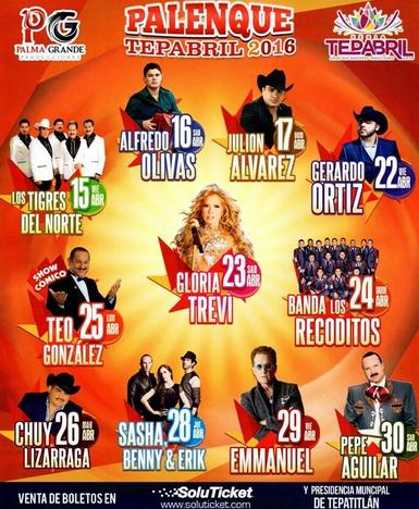 Feria Tepabril 2016