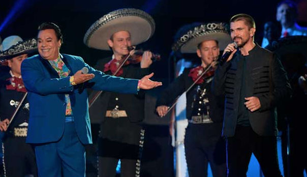 Juan Gabriel en Premios Billboard