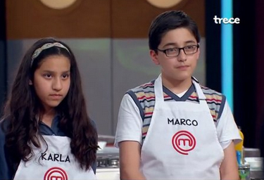 Marco de JuniorMaster Chef