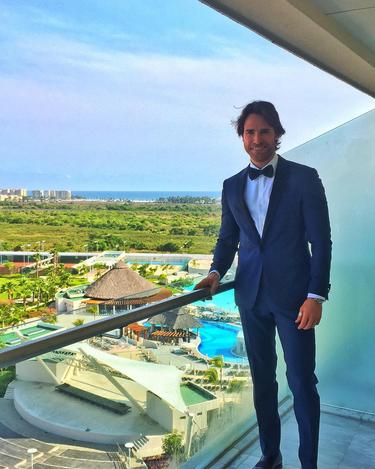 Sebastian Rulli en Acapulco