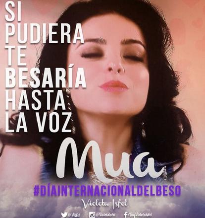 Violeta Isfel