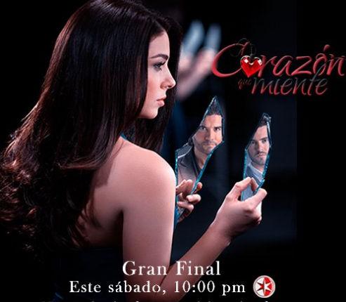 TVyNovelas presenta Rumbo al Gran Final de Corazón que Miente 14 de mayo