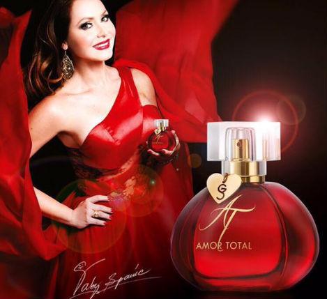 Amor Total perfume de Gaby Spanic