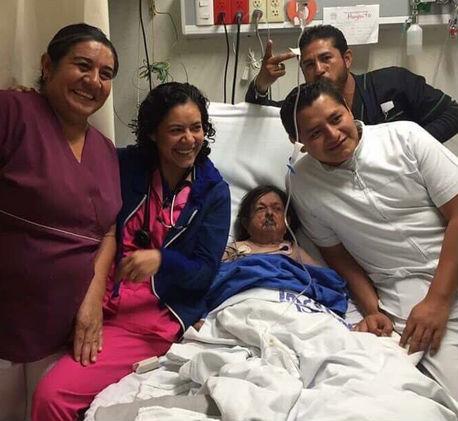 Margarito Hospitalizado