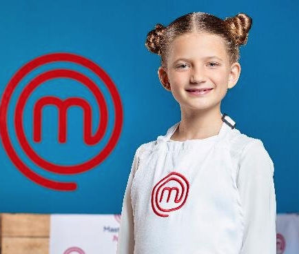 Tamara de MasterChef junior México