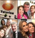 Tatiana en Televisa