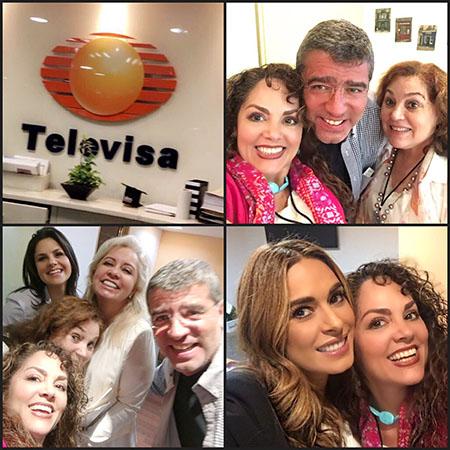 Tatiana regresa a Televisa
