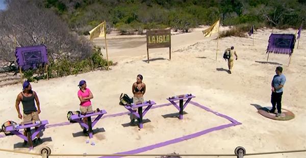 La Isla La Revancha expulsados Tania, Matías y Ana