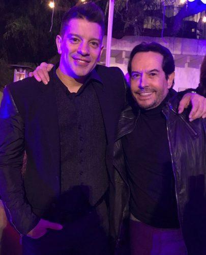 Yahir y Pepe Origel