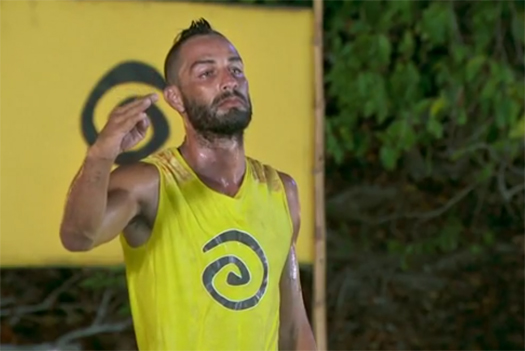 Ricardo expulsado de La Isla