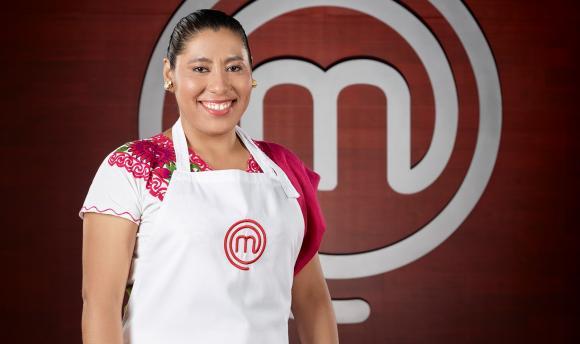 Bertha ganadora de MasterChef México